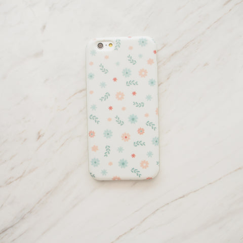 iPhone 6/6S Case - marble iphone case