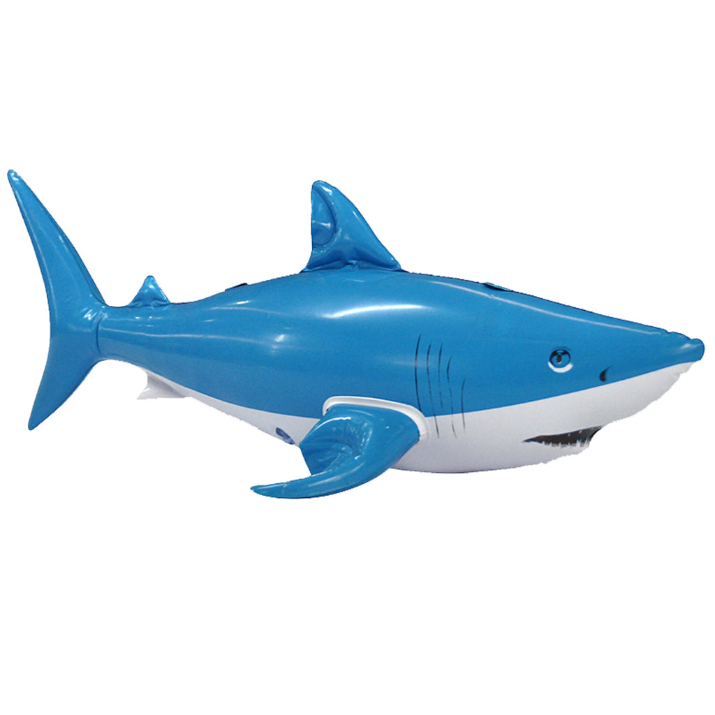 Shark Inflatable, 24 inch Long [AN-SHARKY]