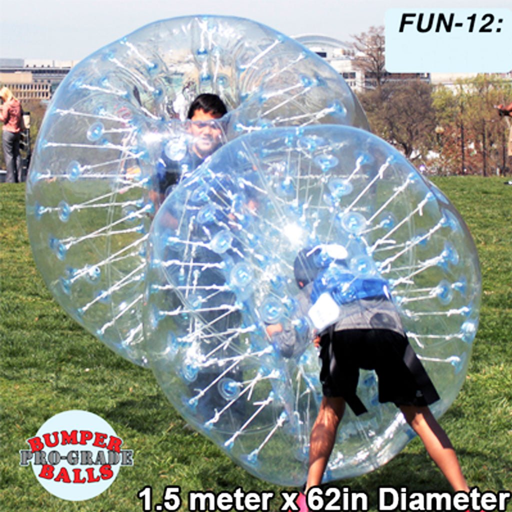 Pro-Grade Bumper Ball – Large, 62 inch [FUN-12]