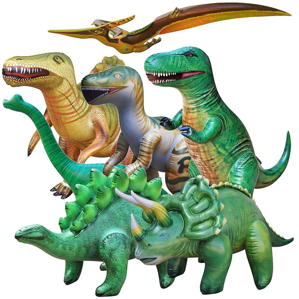 Jet Creations Dinosaurs Collection (JC-DINO7)