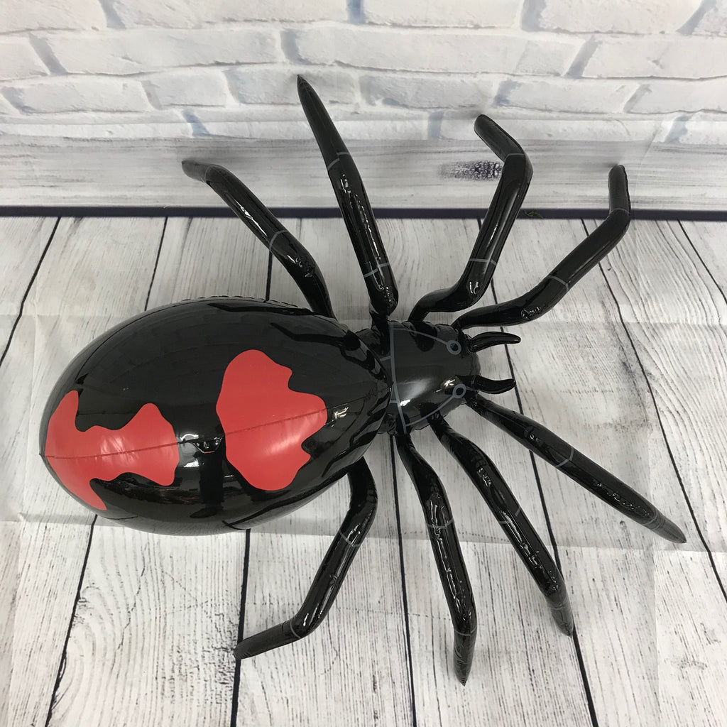 Spider Inflatable Black widow, 30 inch [JET-SPIDER]