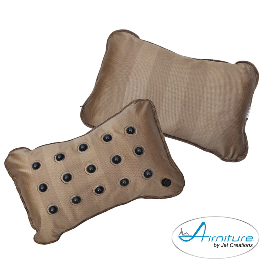 Adjustable Comfort Back Support Cushion [NI-024]