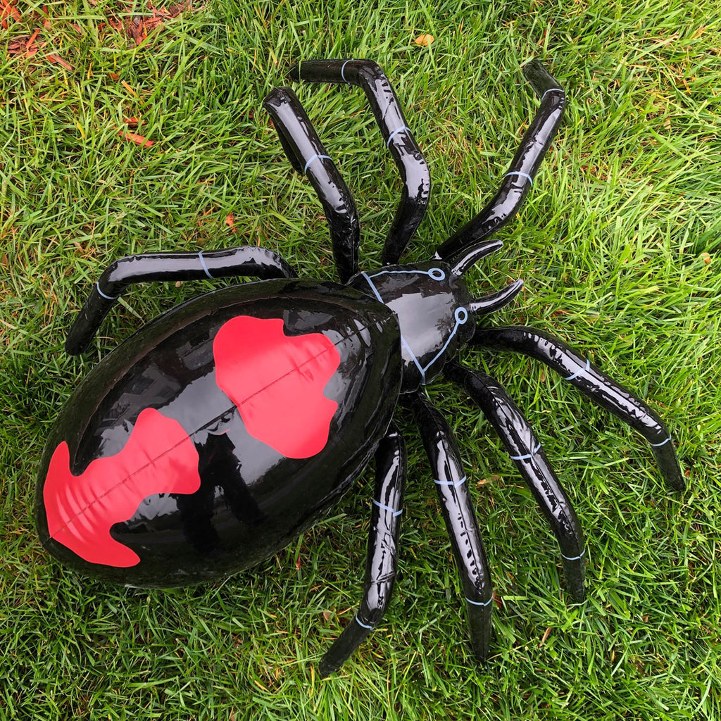 Jet Creations Spider Inflatable Black widow, 30 inch [JET-SPIDER]