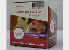 Cotton Book Repair Tape