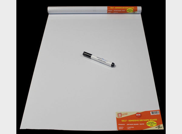 Self- Adhesive Whiteboard Roll