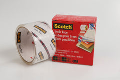 Book Tape - Clear Repair Tape