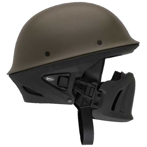 Bell Solid Rogue Cruiser Motorcycle Helme