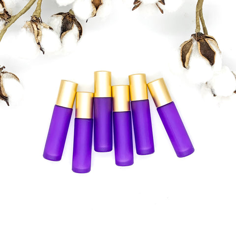 10ml Bryant Roller ~ In memory of Kobe and Gianna Bryant, and all Families involved 💜<p> (6 pack)
