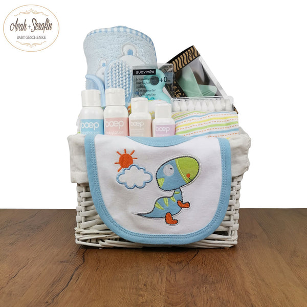 SPA Time - Baby Basket - Blau