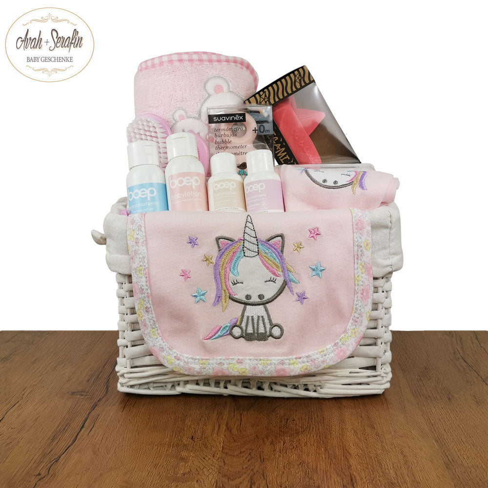 SPA Time - Baby Basket - Rosa