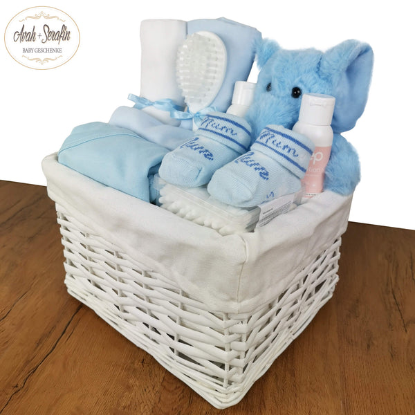 Mini Me - Blau - Baby Basket