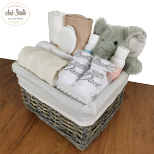 Mini Me - Neutral - Baby Basket