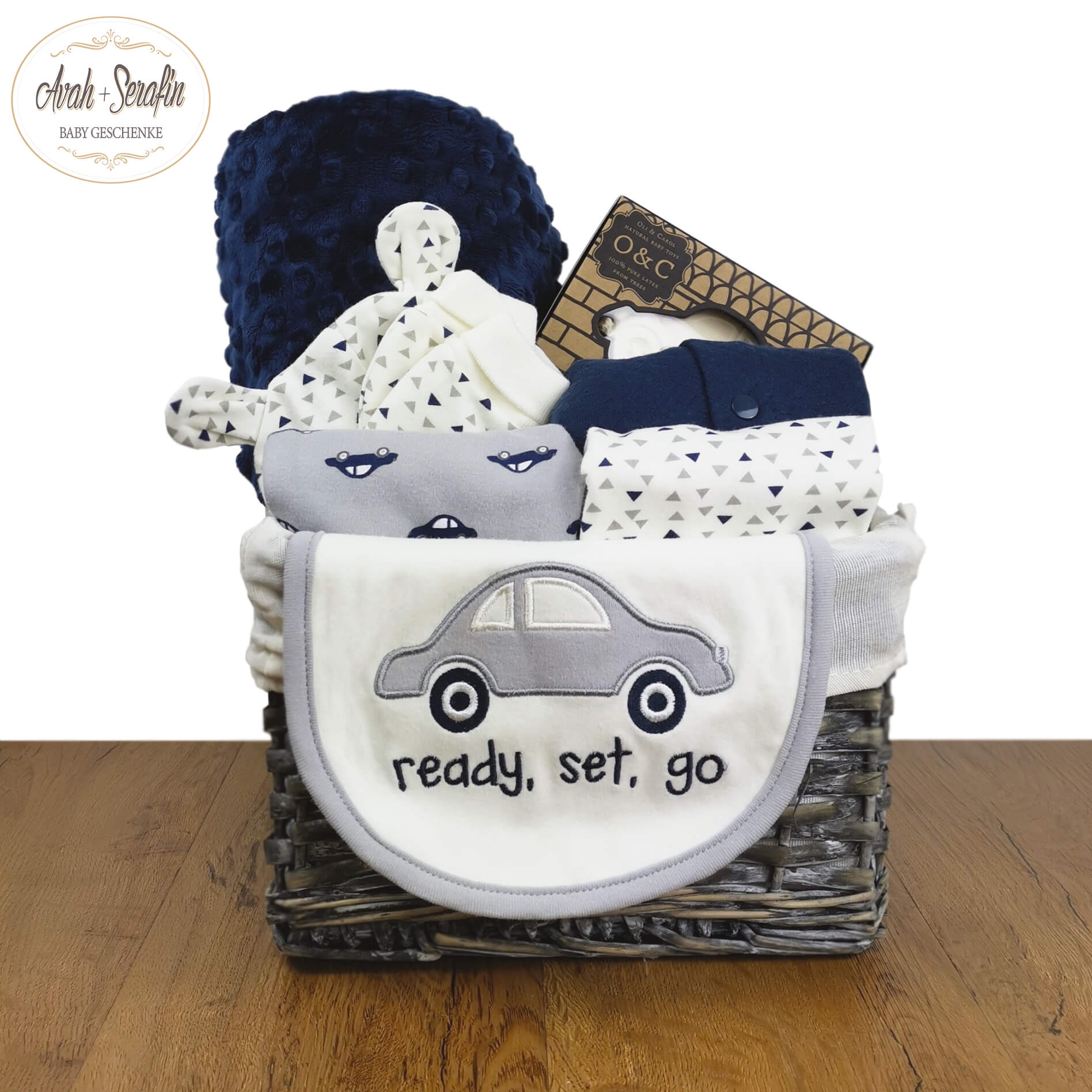 Deluxe Rally - Baby Basket