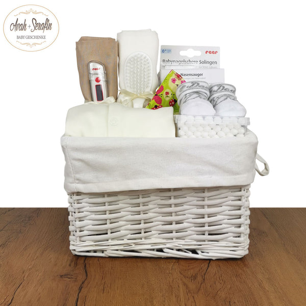 SOS - Baby Basket - Neutral