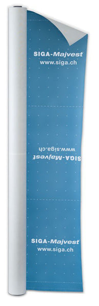 SIGA Majvest Double (3mm) | Exterior Wall Membrane Roll - Featured Image - 1
