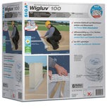"SIGA Wigluv 100 | 4"" Wide Exterior Air Sealing Tape - Featured Image - 3"