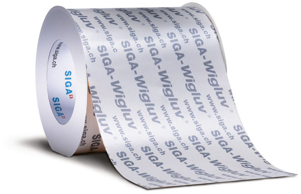 "SIGA Wigluv 230 - 9"" Wide Exterior Air Sealing Tape - Featured Image - 1"