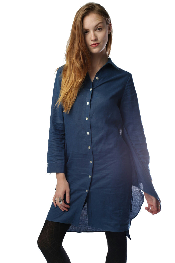 Transformable Shirt Dress Style # 1747