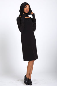 Black Transformable Dress Style #110