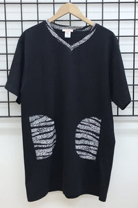 Made in NYC: Zebra T-Shirt