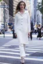 Made in NYC Chic Tunic (Ivory) Style # 102