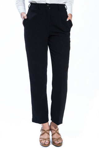 Classic Pants (Black) Style 1266