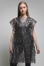 Lace Tunic (Silver) Style# 129L