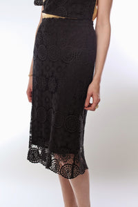 Circle Lace Skirt Style # 1300