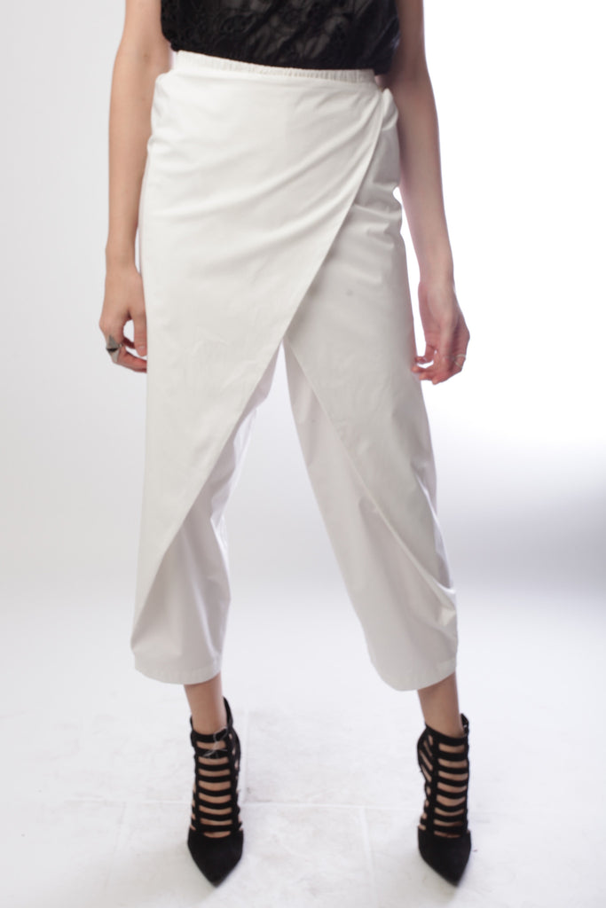 Transformable Butterfly Pants (White) Style # 1792