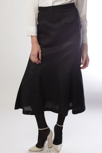 Panel Skirt (Black) Style# 1796