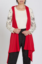 Made in NYC: Transformable Vest/Scarf  Style 143