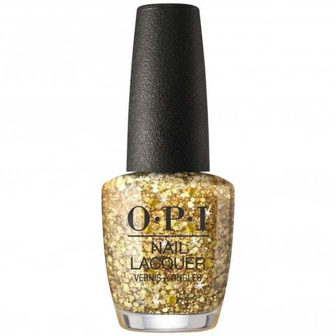 OPI Gold Key To The Kingdom Nail Polish HRK13