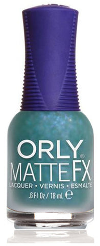 Orly Matte FX Green Flakie Topcoat 0.6oz. 20814