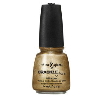 China Glaze - Tarnished Gold Nail Polish 0.5oz 1042
