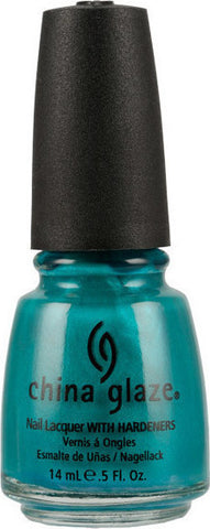 China Glaze Passion in the Pacific Nail Polish 561