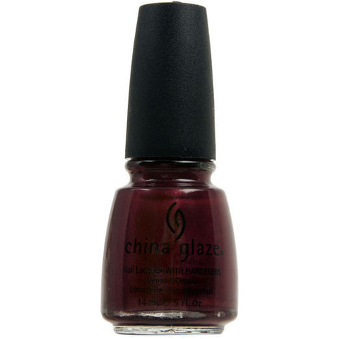 China Glaze Long Kiss Nail Polish 87