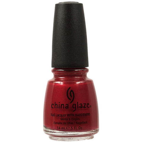 China Glaze Go Crazy Red Nail Polish 3