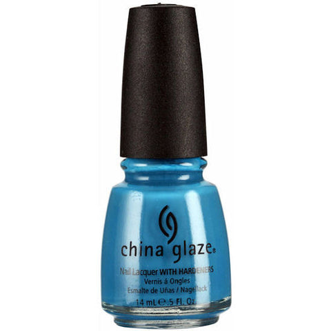 China Glaze Aqua Baby Nail Polish 550