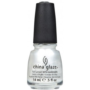 China Glaze Platinum Pearl Nail Polish 626