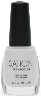 Sation Snow White Nail Polish 1053