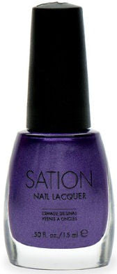 Sation Violet Blue Nail Polish 1062