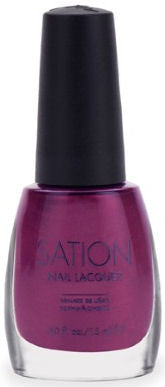 Sation Sparkling Ruby Nail Polish 1070
