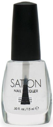 Sation Shiny Topcoat Nail Polish 1100