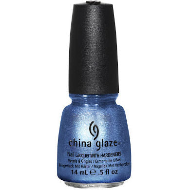 China Glaze Blue Bells Ring Nail Polish 1119