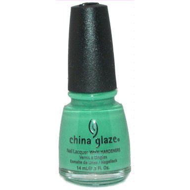 China Glaze Four Leaf Clover Nail Polish 866