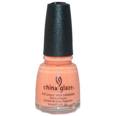 China Glaze Peachy keen Nail Polish 868