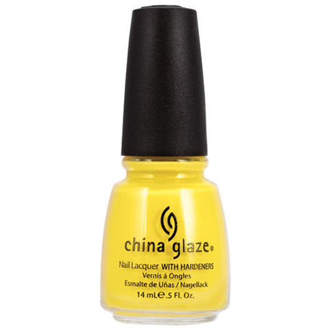 China Glaze Happy Go Lucky Nail Polish 870