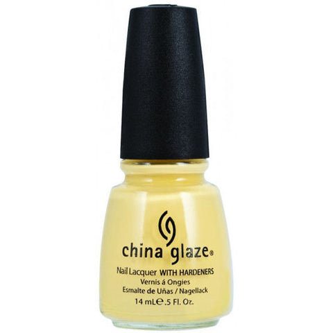 China Glaze Lemon Fizz Nail Polish 871