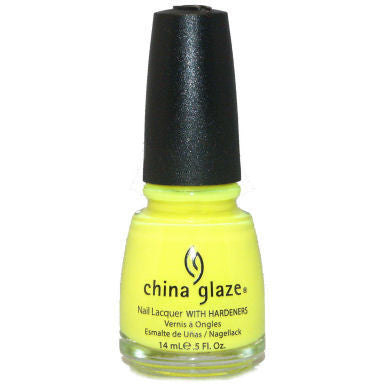 China Glaze Yellow Polka Dot Nail Polish 875