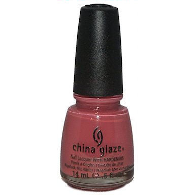 China Glaze Life Is Rosy Nail Polish 1150